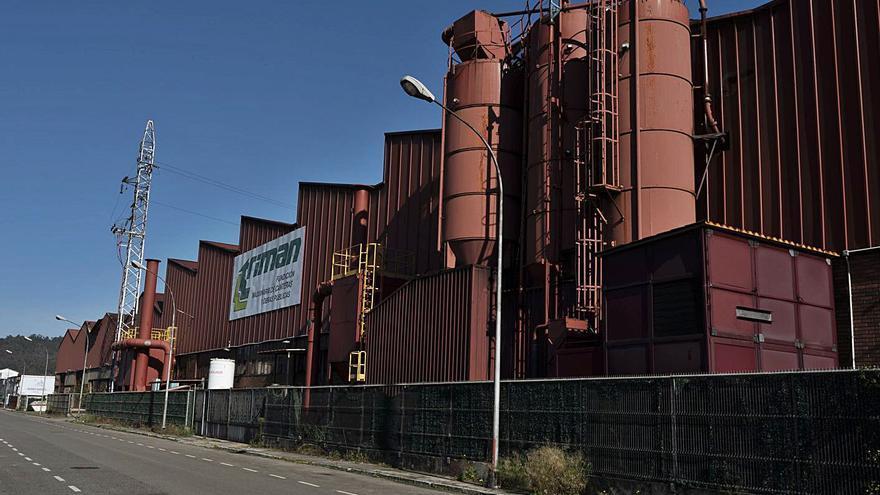 Una filial es el principal acreedor de Triman, que cerró dos plantas en Mieres