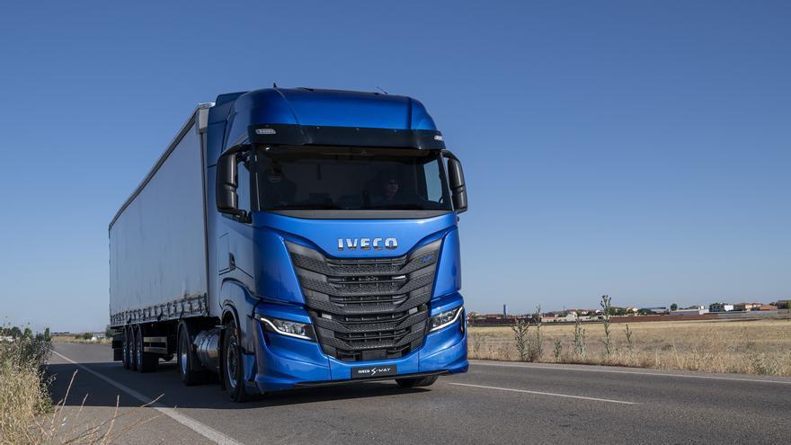 El 29% de los camiones españoles emiten más óxido de nitrógeno del permitido