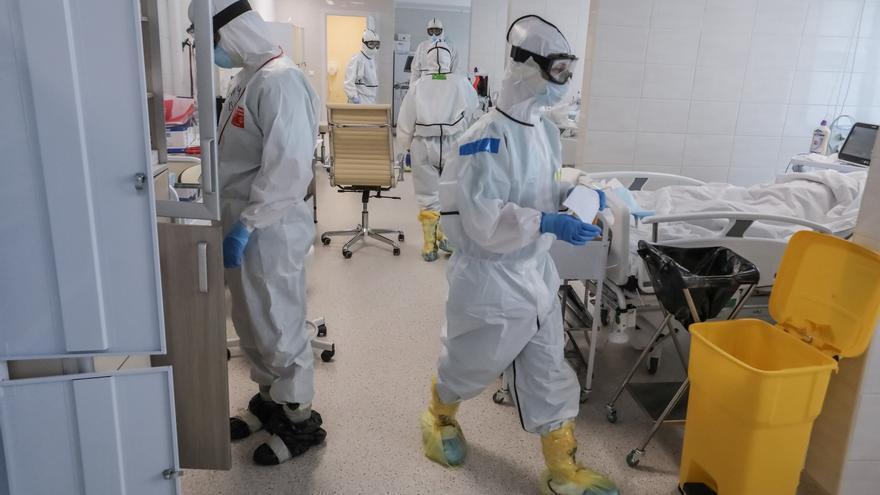 La Región supera los 1.300 fallecidos por coronavirus tras registrar ayer once muertes