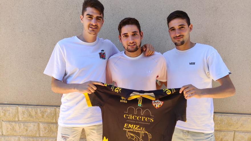 El Cáceres UEx monta un equipo rejuvenecido y muy competitivo