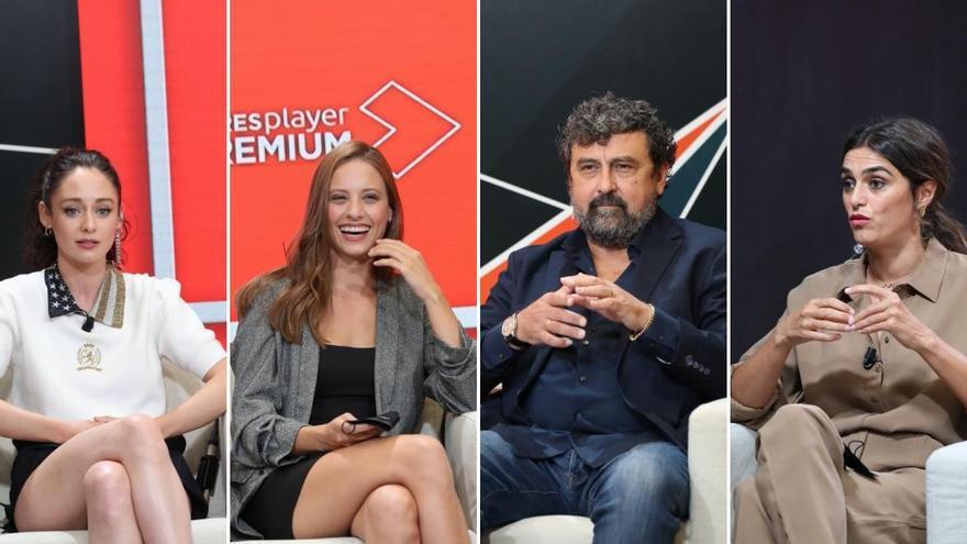 Antena 3 presenta su nueva temporada televisiva cargada de novedades en ficción