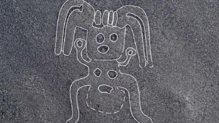 La inteligencia artificial logra identificar nuevas figuras en Nazca