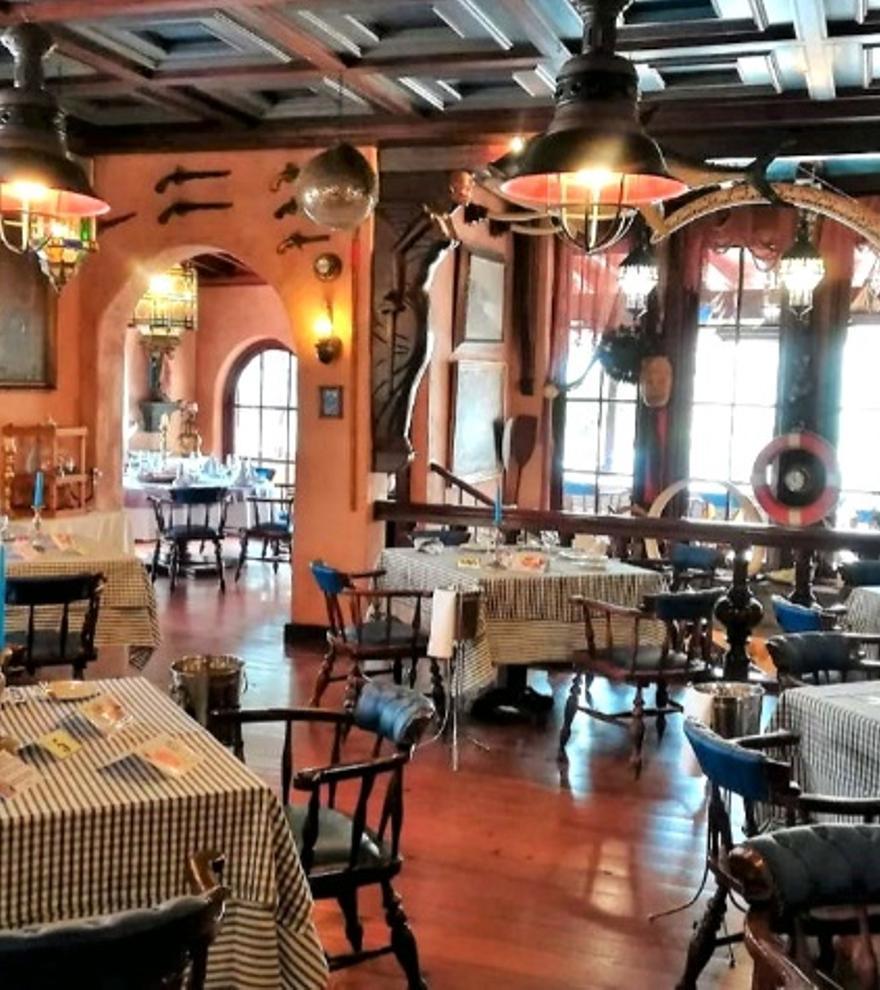 Restaurante Hacienda San Pedro
