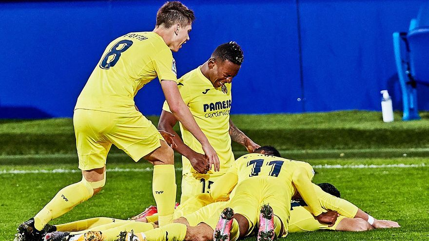 Gerard Moreno reflota al Villarreal