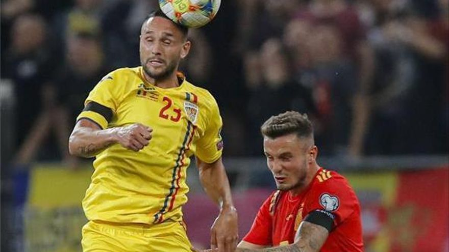 España firma el pleno con sufrimiento final ante Rumanía