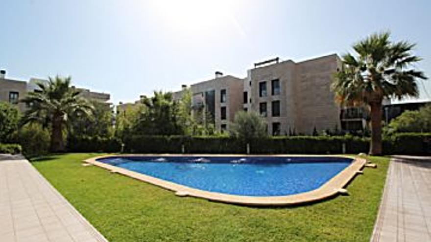350.000 € Venta de ático en Establiments (Palma de Mallorca) 90 m2, 2 habitaciones, 2 baños, 3.889 €/m2...