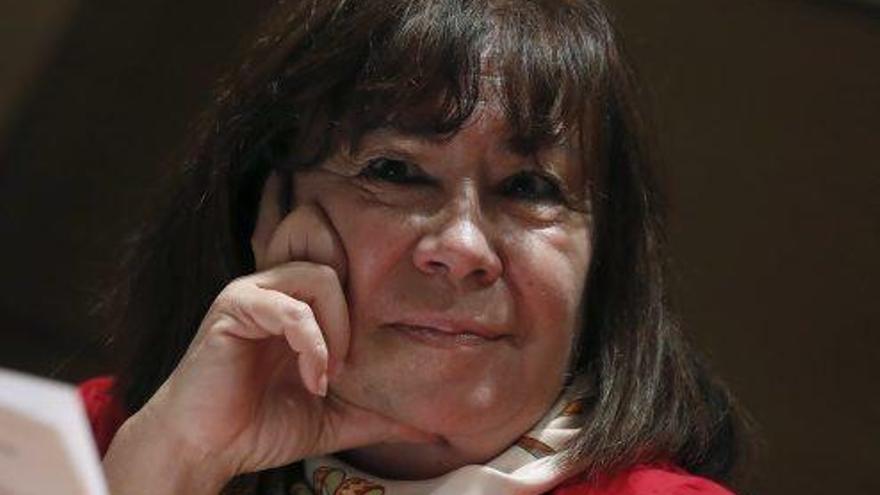 L'exministra Cristina Narbona accepta l'oferta de Sánchez i presidirà el PSOE
