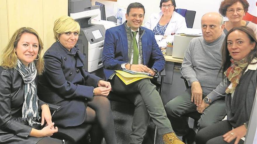 Sindicatos del Provincial reclaman más personal para el nuevo acelerador