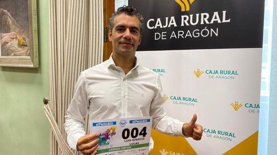 """Luis Ignacio Lucas: """"Detrás de cada dorsal que logremos hay un mensaje de apoyo y solidaridad"""""""