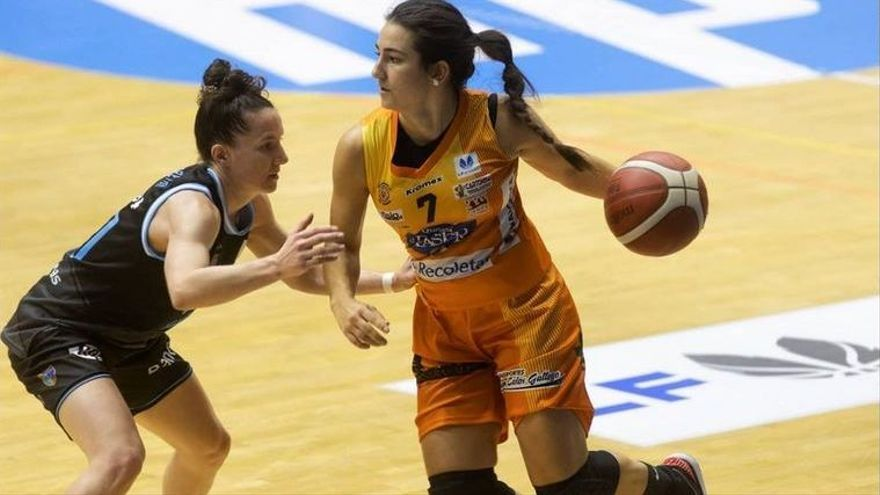 Grave lesión de la base mallorquina Alejandra Quirante