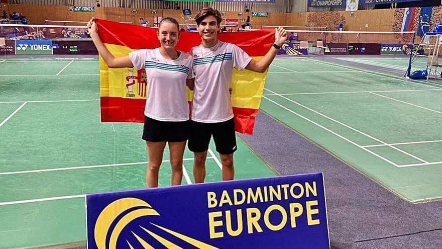 Sanjurjo y Carulla juegan el Europeo con España