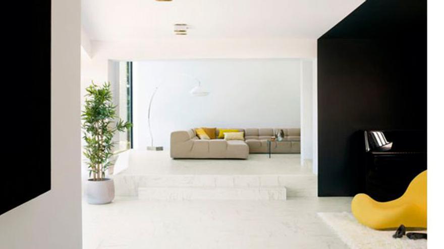 El secreto para dejar las paredes blancas como el el primer día sin tener que pintar