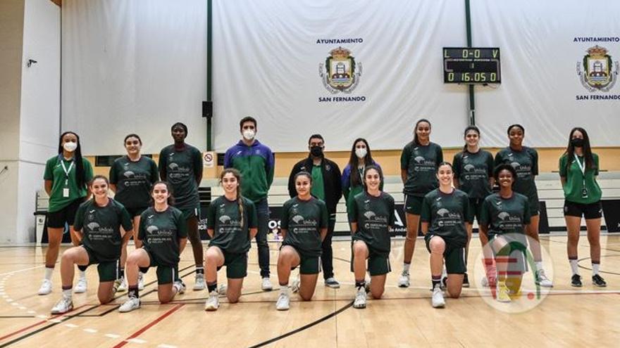 Unicaja-Maristas, en chicos, y Unicaja-SD Candray, en chicas, semifinales del Campeonato de Andalucía Júnior