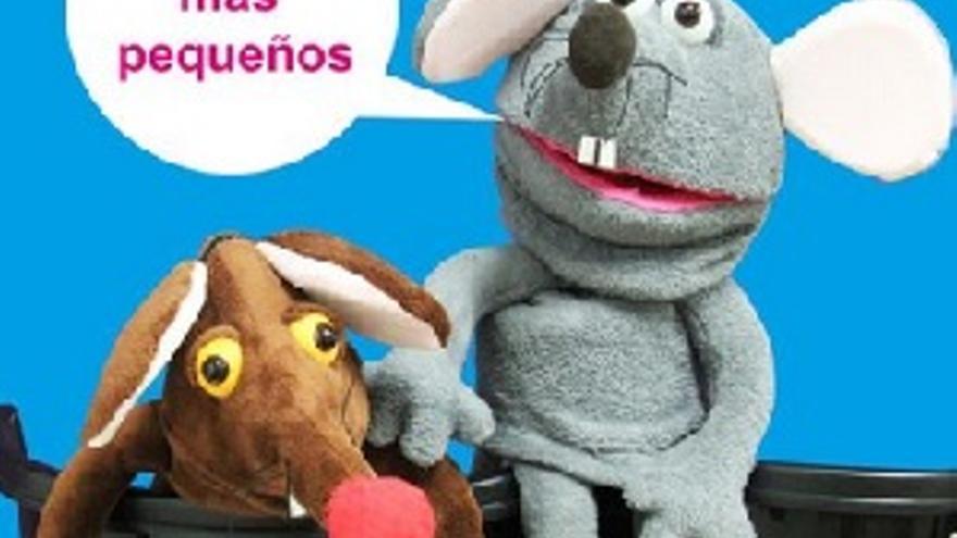 Trash, cuentos de ratones