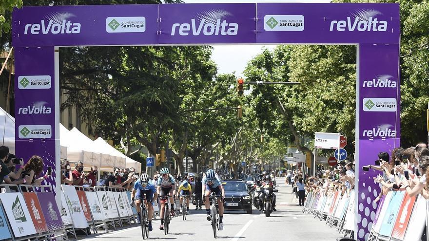 Katrine Aalerud guanya la reVolta