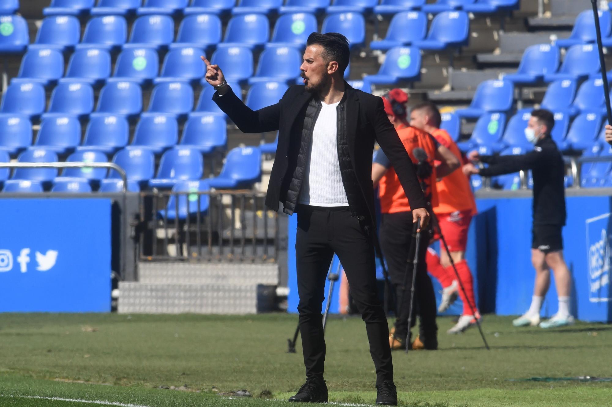 El Dépor le gana al Zamora 2-0, pero se queda sin fase de ascenso