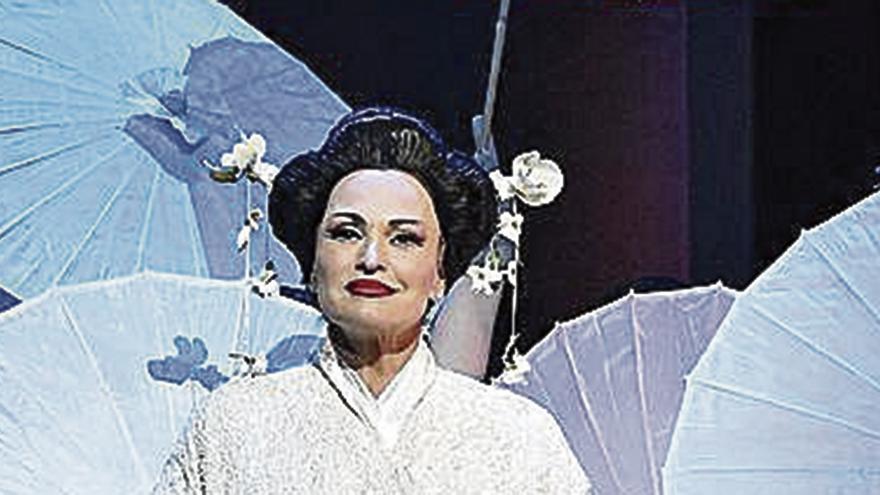 """Disputa entre Ainhoa Arteta y Ópera de Oviedo por su sustitución en """"Butterfly"""""""