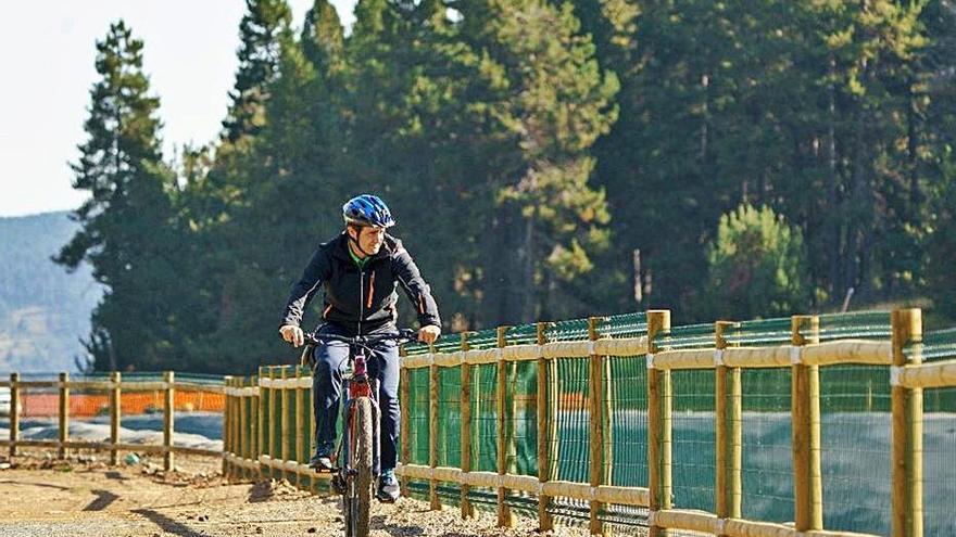 Potencien la bicicleta elèctrica a La Molina, Vallter i Núria