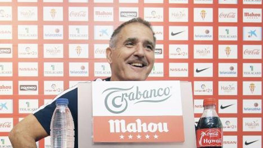 Regalo sorpresa del Sporting a Herrera por sus 500 partidos