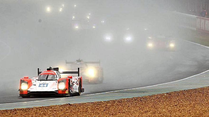 Las 24 Horas de Le Mans desvelan su programa