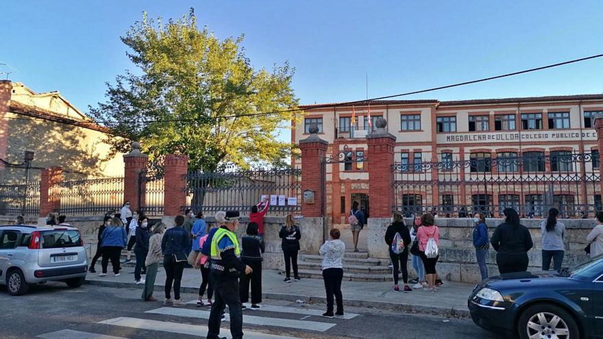 Los cuatro colegios de Toro inician el curso con estrictos protocolos de prevención