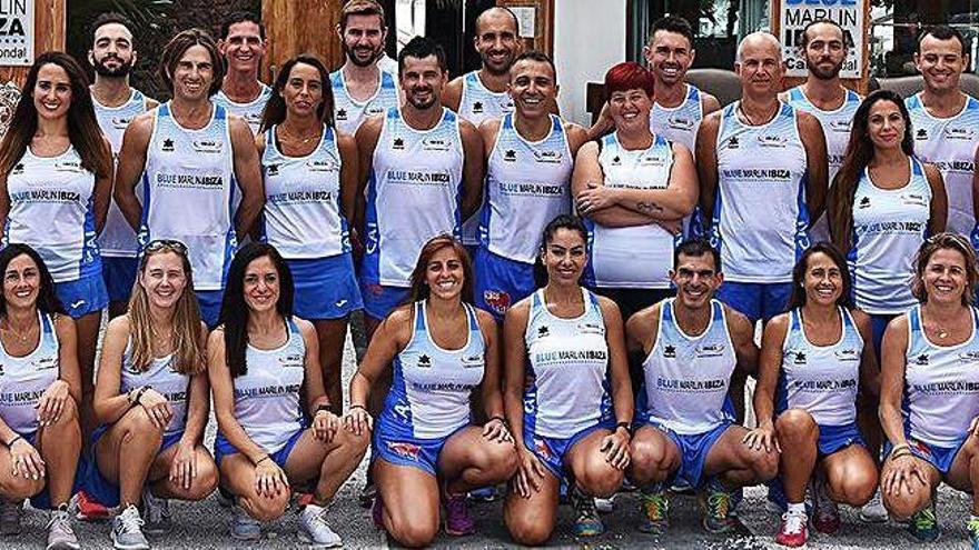 El Club Atletismo Ibiza presenta su plantilla 2019-20 con 30 corredores y muchas caras nuevas