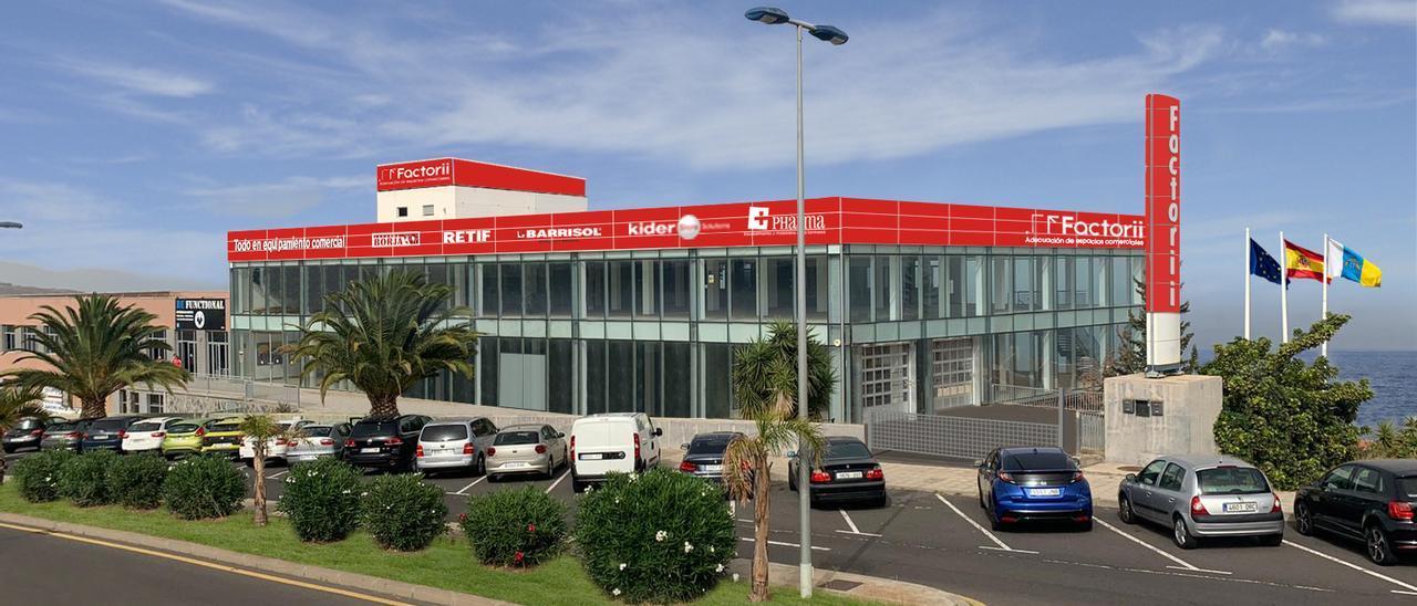 Factorii consolida su crecimiento con unas nuevas instalaciones de más de 11.000m2
