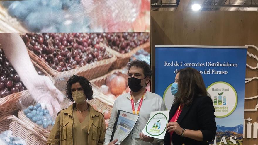 Los comercios distribuidores de Alimentos del Paraíso Natural crecen fuera de Asturias