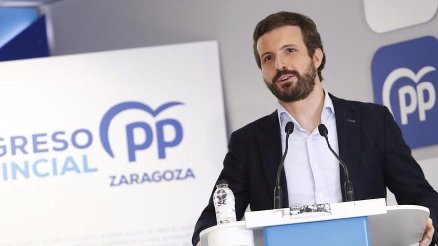 """El PP ve """"indicentes"""" las palabras de Ábalos sobre Bildu"""