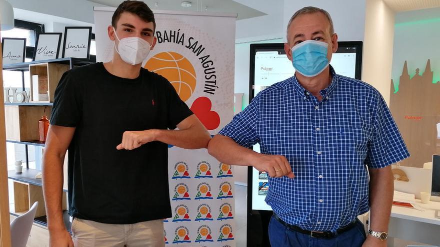 Sergi Huguet se incorpora a la primera plantilla del IBSA