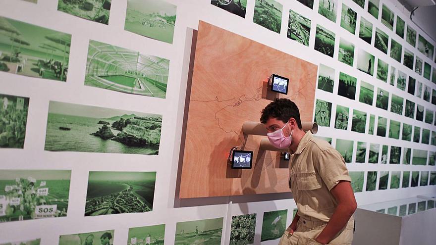 Art, ciència i tecnologia contra  la destrucció del Mar Menor