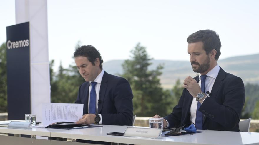 Casado convoca a los presidentes autonómicos del PP para fijar una postura común