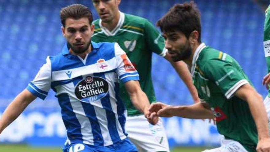 """José Lara: """"El equipo ha dado un paso y lo que nos refuerza es la victoria"""""""