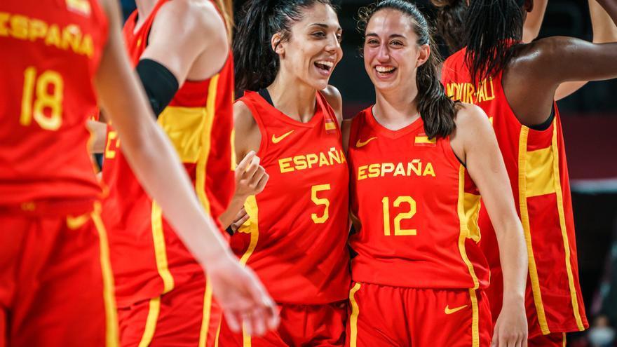 66-76. Ouviña dirige a una España madrugadora hasta el primer puesto
