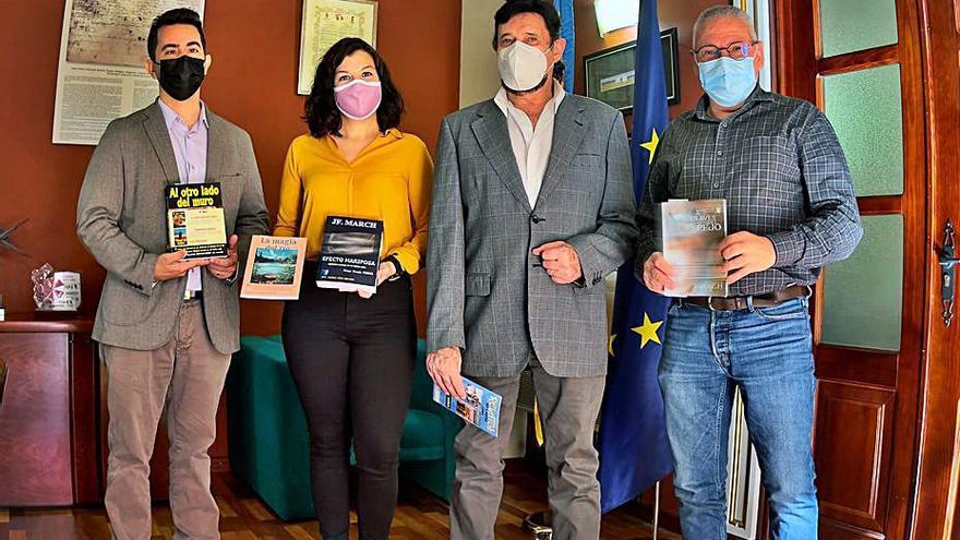 JF March dona sus obras a Alboraia