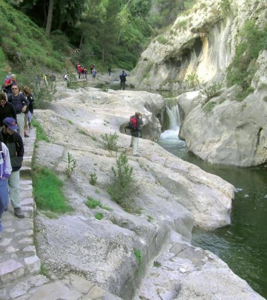 El Camino viejo de Bocairent
