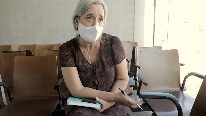 """Clara Vidal: """"Hay contagios en las escuelas, pero no han hecho falta medidas extraordinarias"""""""