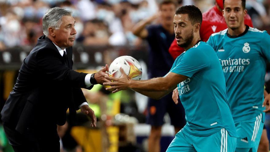 El Real Madrid se encomienda a la Champions para cortar la racha negativa