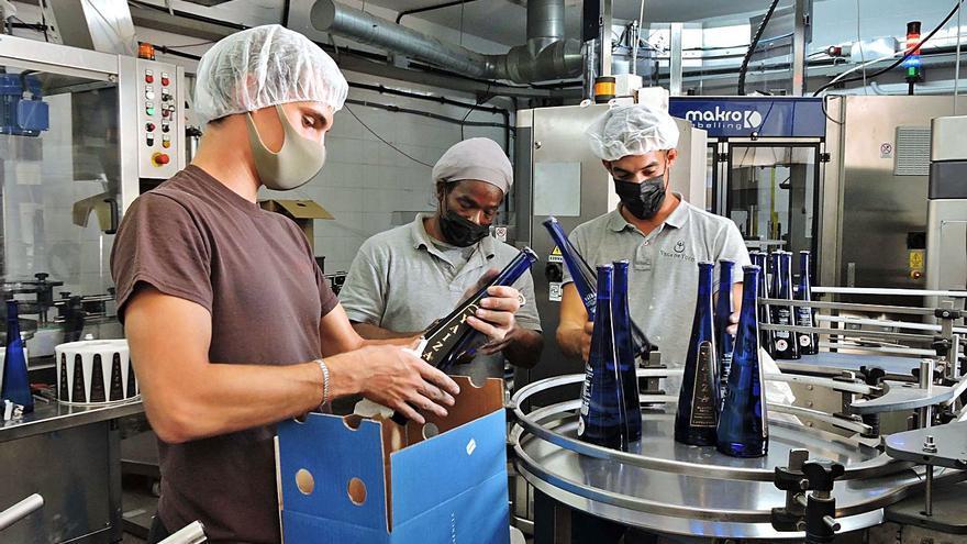 Tecnología para innovar en el vino