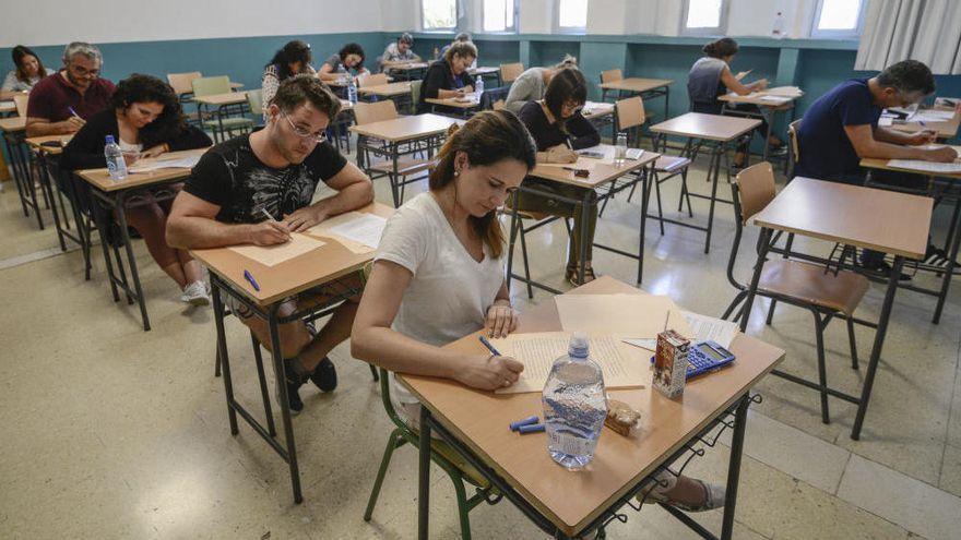 Educación convoca las oposiciones para cubrir 1.377 plazas de profesorado en Canarias