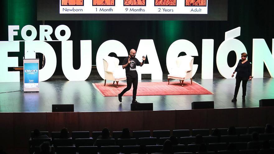 El V Foro de Educación pone el foco en el cerebro humano con Alonso Puig entre sus invitados estrella