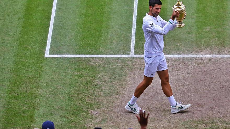 Djokovic venç a Londres i suma el 20è Grand Slam