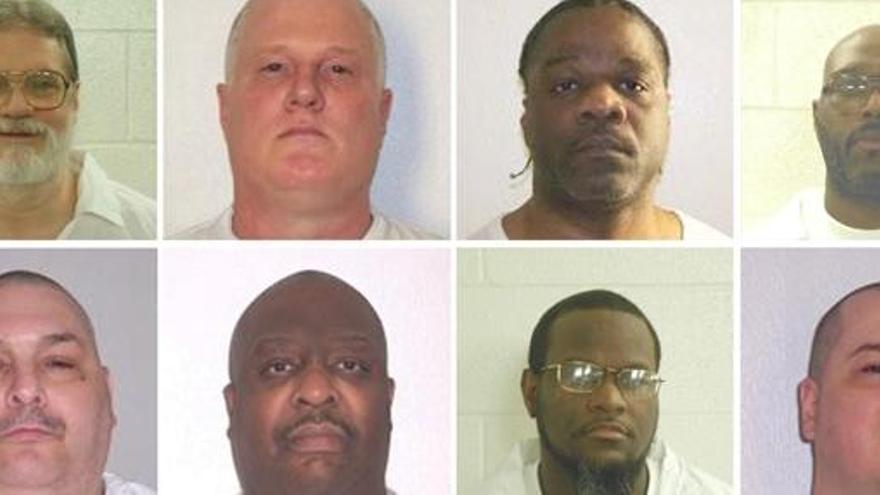Arkansas ejecuta a un preso por primera vez desde 2005