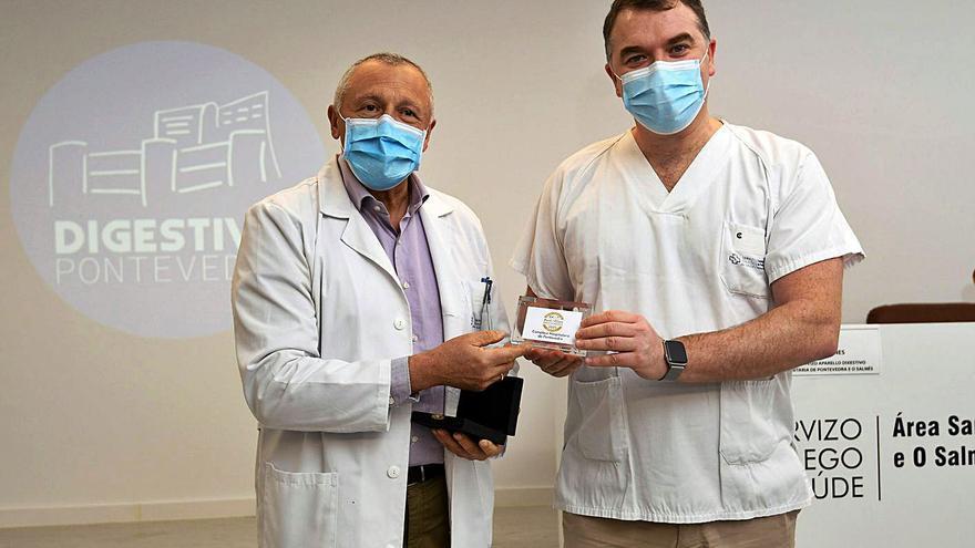 El CHOP logra la curación de un millar de pacientes con hepatitis C en cinco años