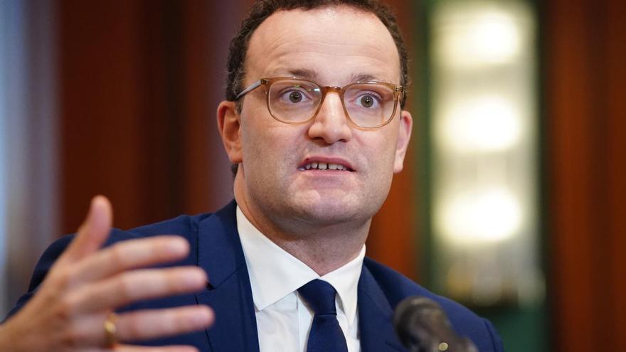 El ministro alemán de Sanidad da positivo de covid-19