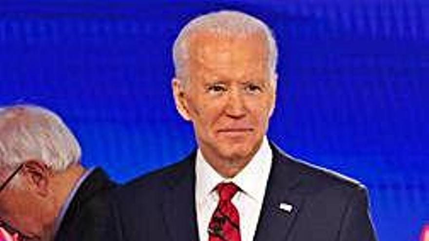 Biden deja a Sanders visto para sentencia tras ganarle en tres primarias más