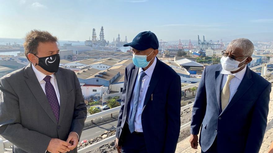 El Puerto de Las Palmas valora Mauritania como socio estratégico para el Sahel
