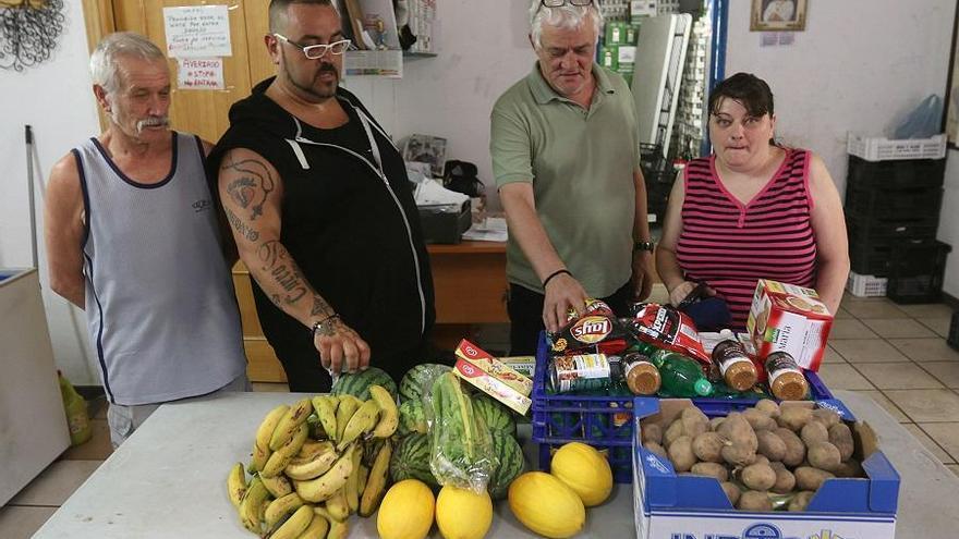 El Ayuntamiento ha entregado 61.500 kilos de alimentos a Málaga Sin Hambre