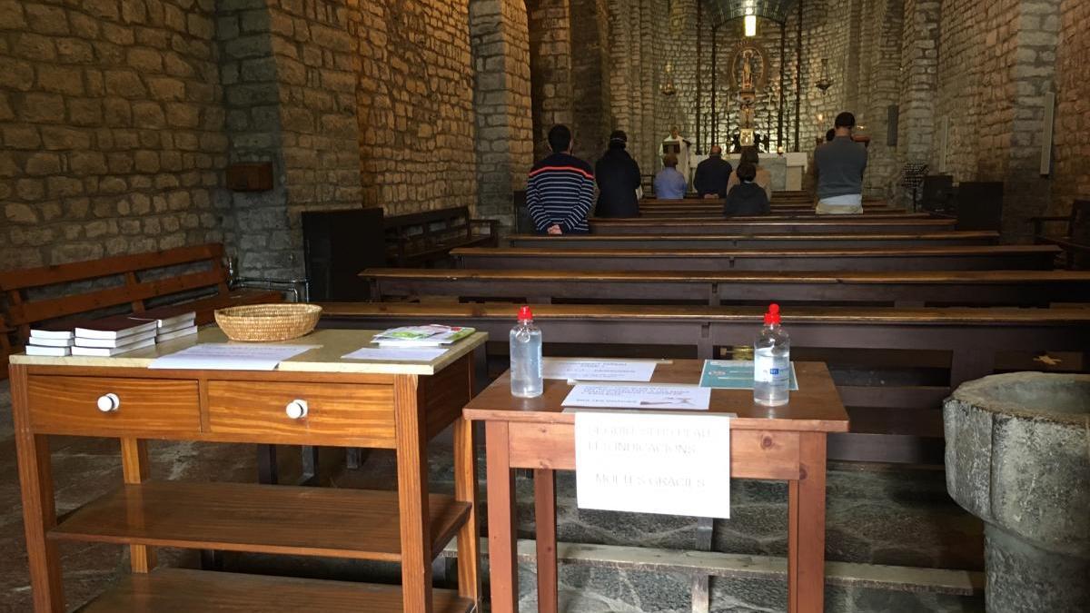 La Cerdanya estrena les noves misses del desconfinament