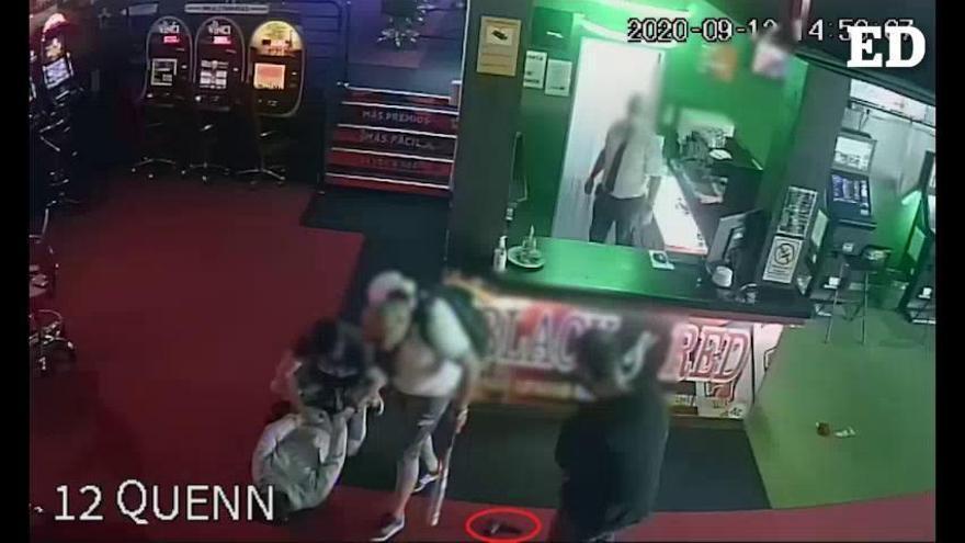 La Guardia Civil desbarata un atraco a un mini casino en Tenerife